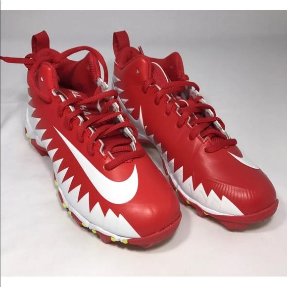 092e26bc59f Nike Alpha Menace Shark Football Cleats youth 3 3Y